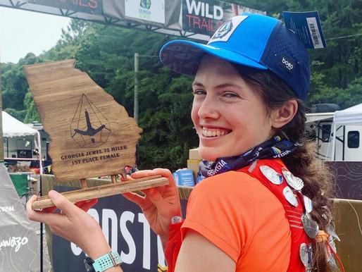 Abigail's journey to ultramarathon running