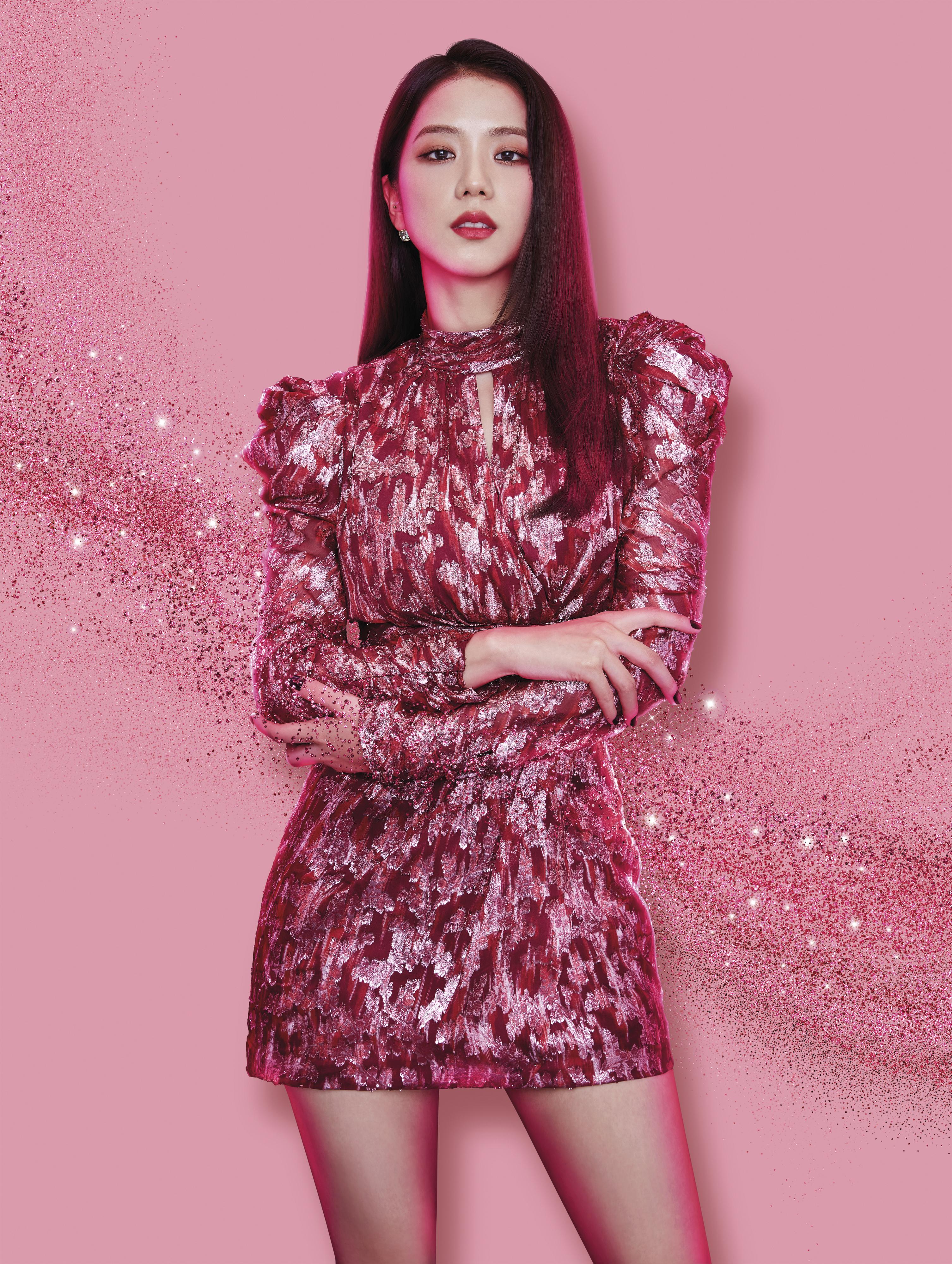 Hi-res_KBankxBLACKPINK_Jisoo_Pink_CMYK c