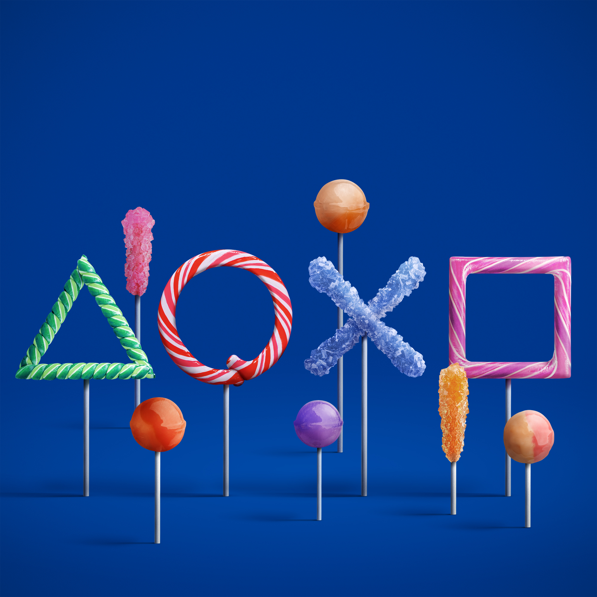 Playstation LOLLIPOP