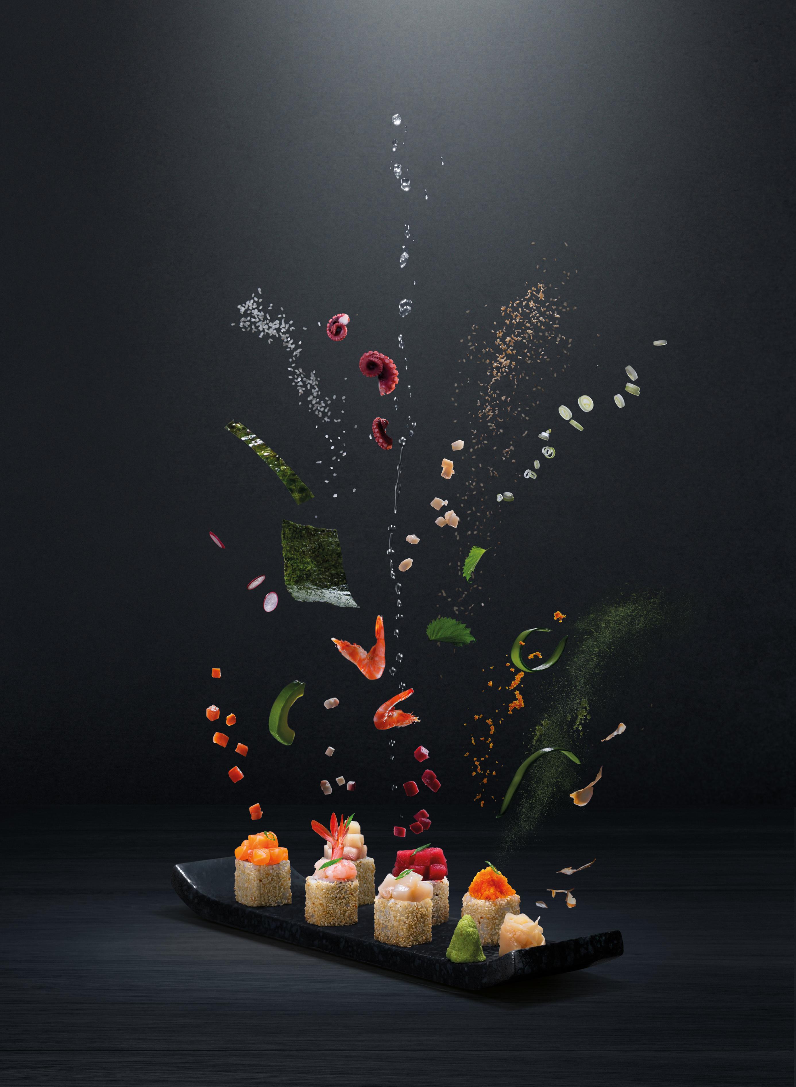 Zen menu cover