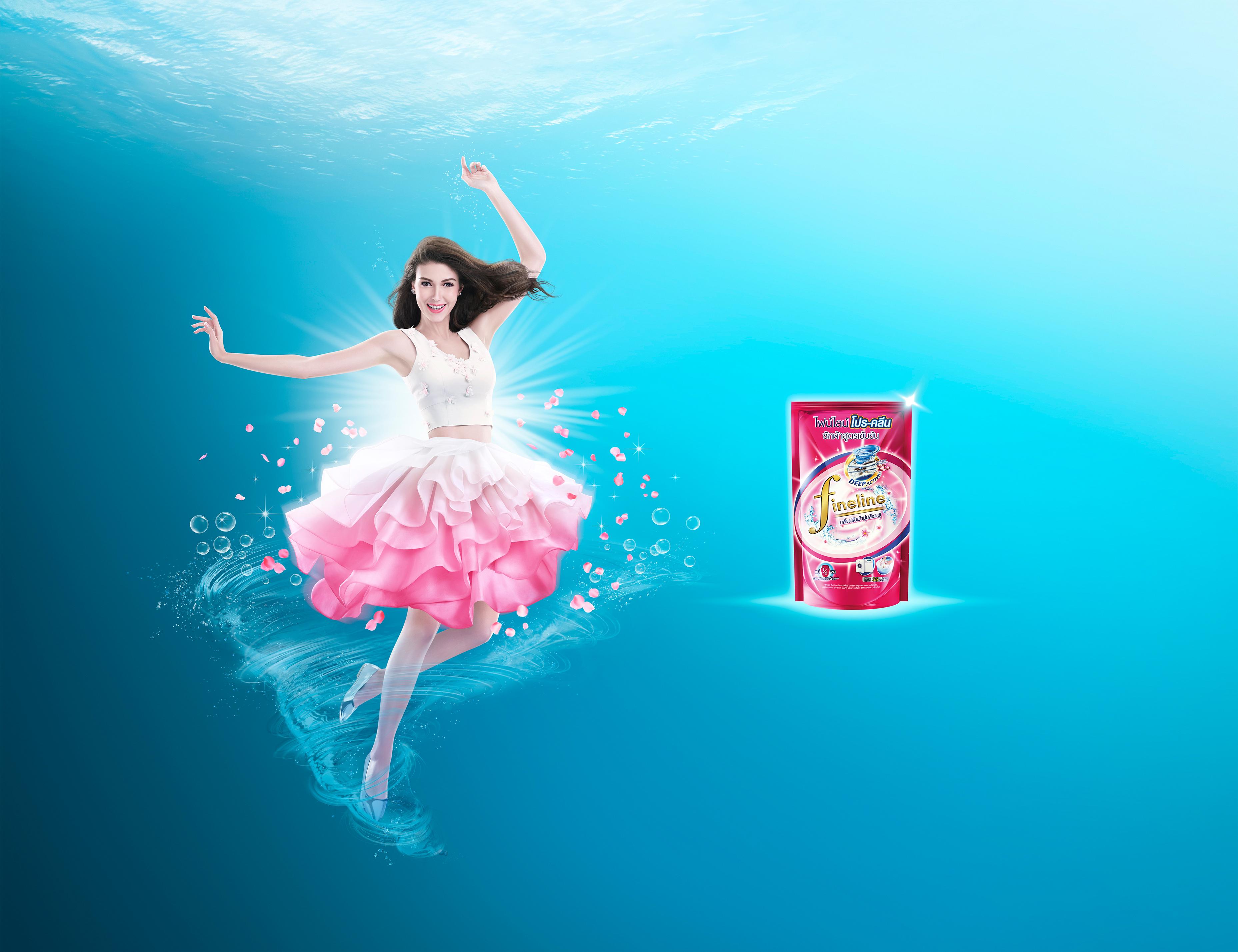Fineline KV-Detergent