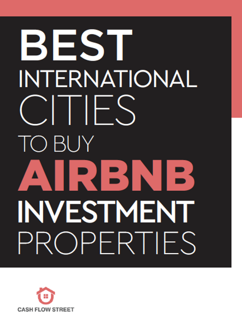 Best international cities to buy Airbnb investment properties