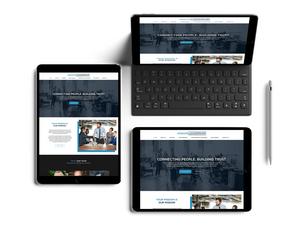Ipad mock ups for web design by eastcamp creative
