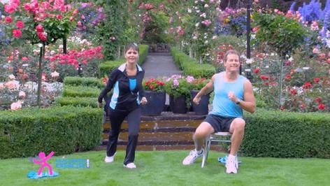 Motivating Walking Workouts