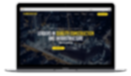 Medco Commercial Construction Website Design Project