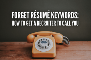 Get A Recruiter To Call You