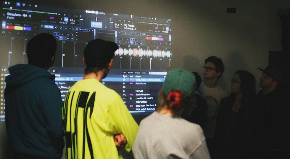 Serato DJ pro Columbia University