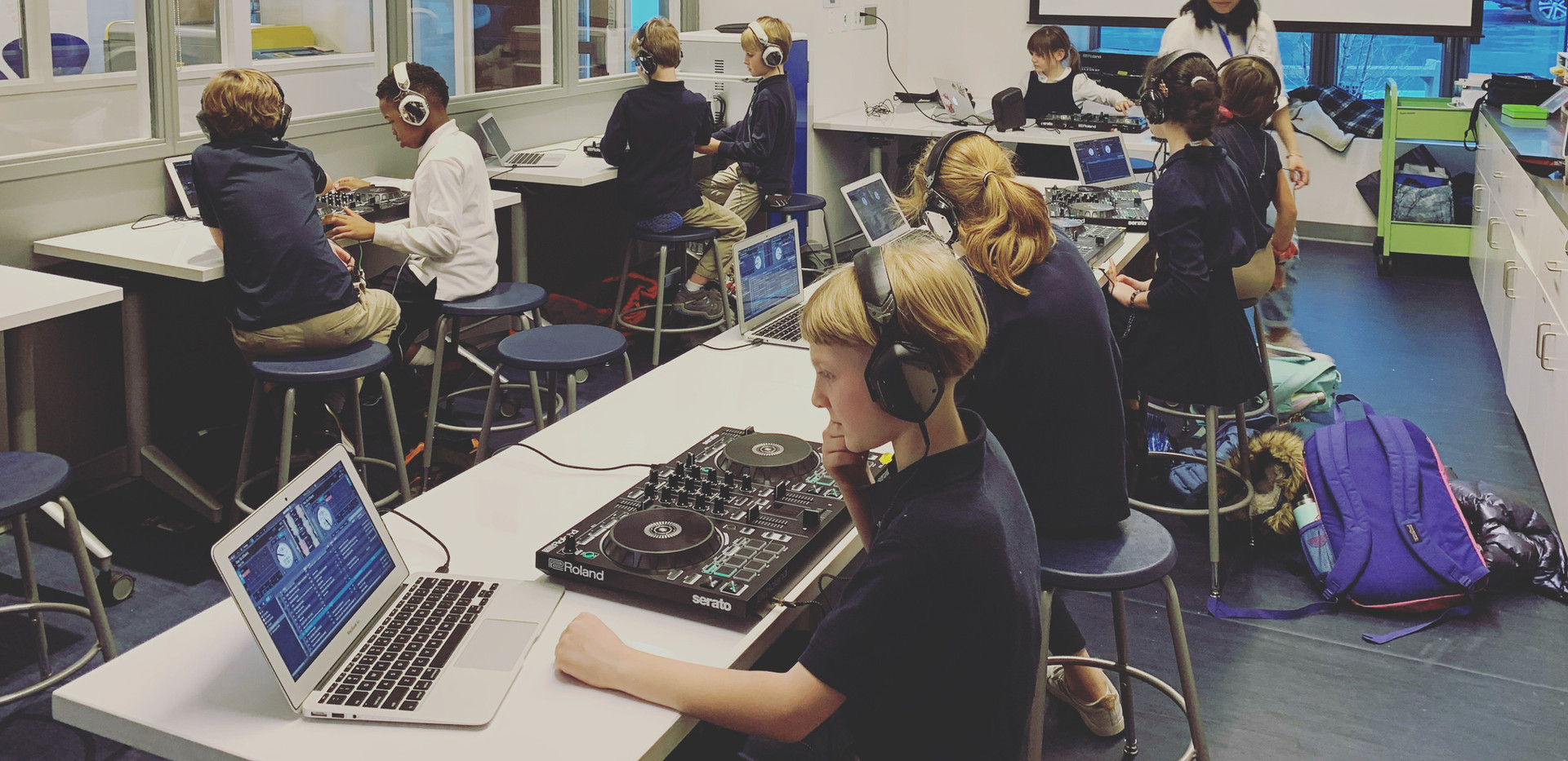 DJ after school.JPG