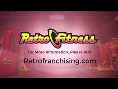 Retro Fitness Franchise Video