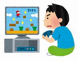 オンラインゲームにはまった学生は…