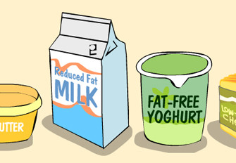 Low Fat Products! Really?
