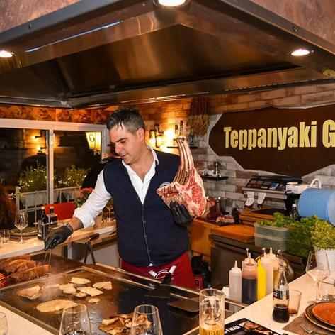 Teppanyaki Grill