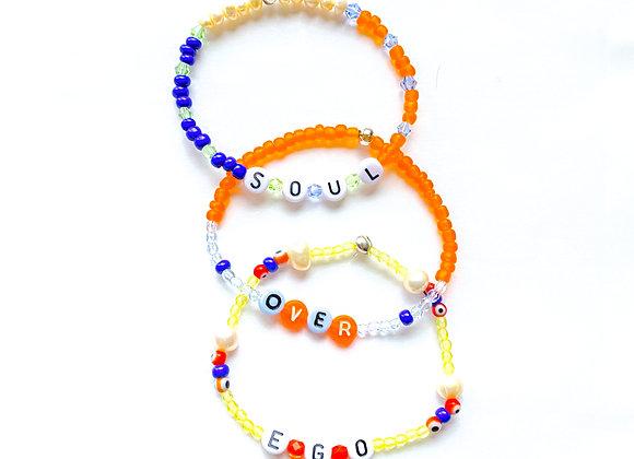 SOE BEADED BRACELETS by Wise Gals Jewelry