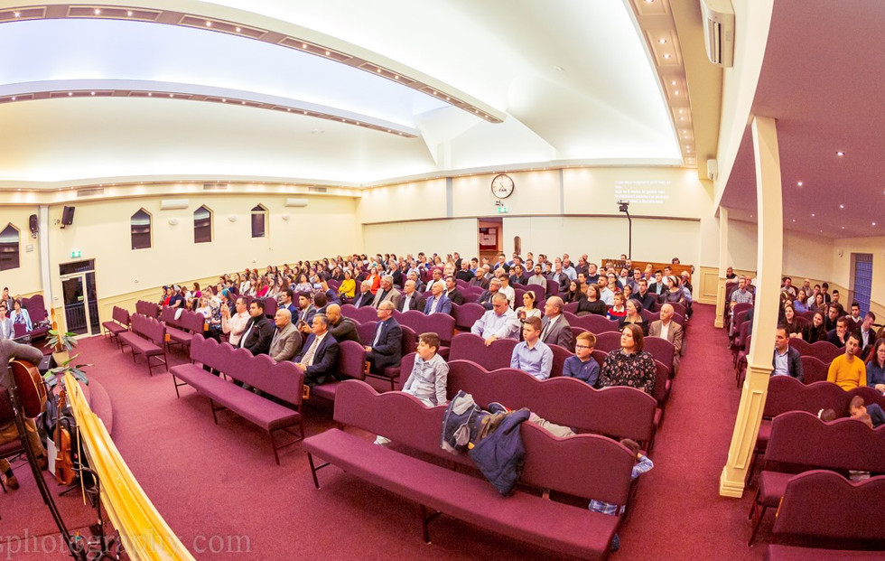 Deschidere Seminar Philadelphia