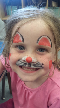 Face Painting Day