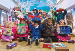 DeltaAssist Toy Drive