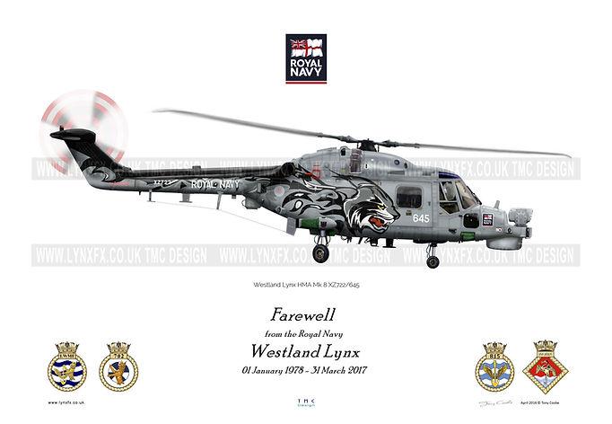 Wesltand Lynx HMA8 Farewell