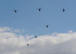 '7' Formation. Last flight 31/07/15