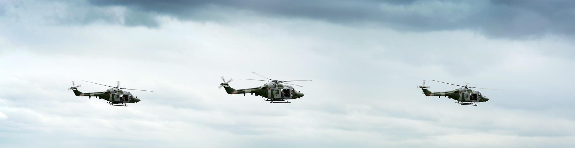 Last 3 operational Lynx Mk7