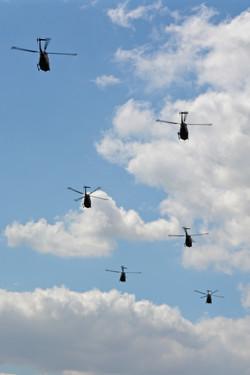 The Last Six AH Mk7s