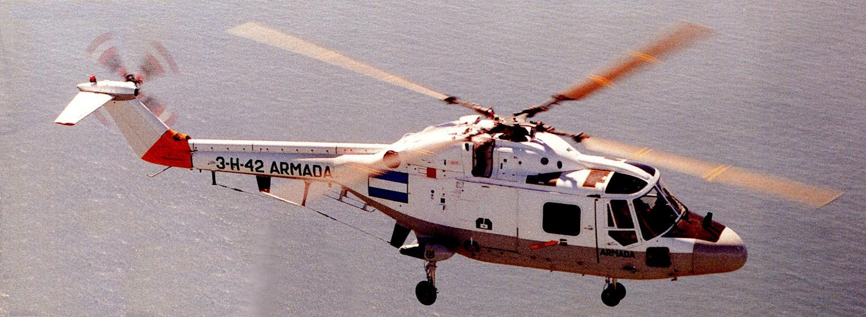 Lynx Mk23 Argintine Navy