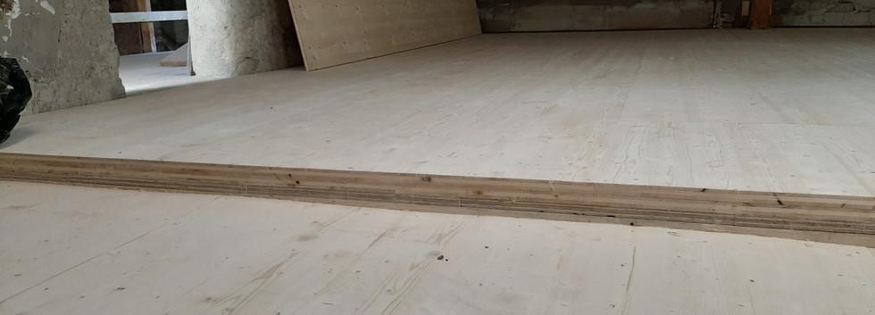 Plancher Vernier