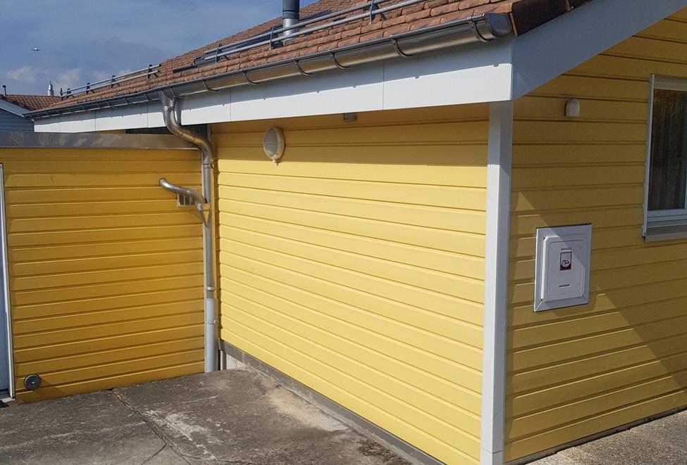 Vernier, Garage voiture