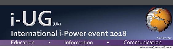 International i-Power event 2018