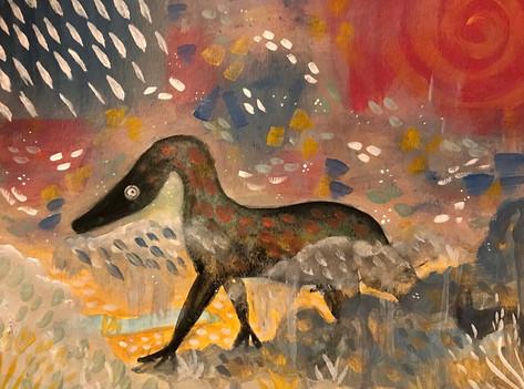 Stranger In The Wetlands