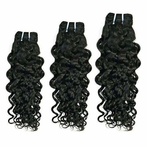 20 Inches: Spanish Body Wave Weaving Hair