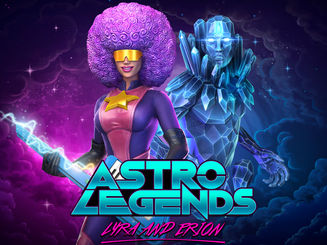 Astro Legends - Lyra and Erion