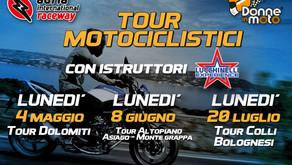Tour Motociclistici Donne in Moto