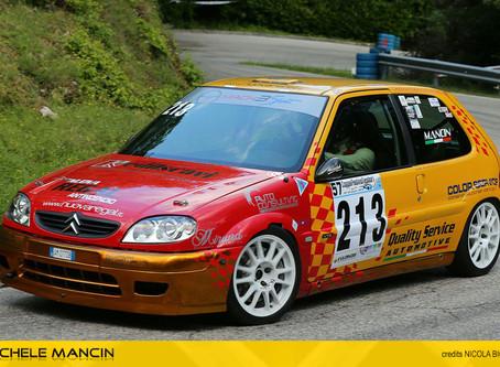 Adria Rally Show, Mancin rispolvera la Saxo