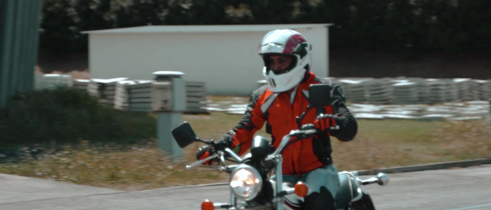 Donne in moto