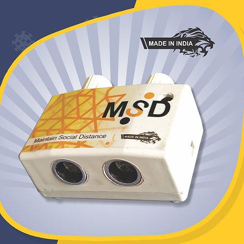 MSD - Maintain Social Distance Device