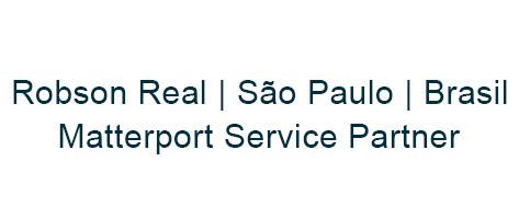 PARCEIRO OFICIAL DE SERVIÇOS MATTERPORT NO BRASIL | FOTÓGRAFO 360° ROBSON REAL