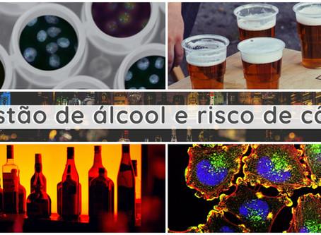 Ingestão de Álcool e  Risco de Câncer