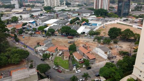 Antes e Depois em 360 Graus nas Obras da Cidade de São Paulo
