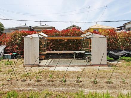community field Farmer's Hut