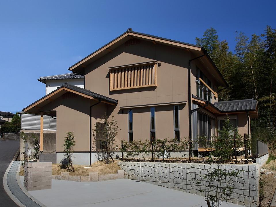 龍田北の家