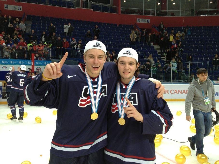 Sean Kuraly - Team USA