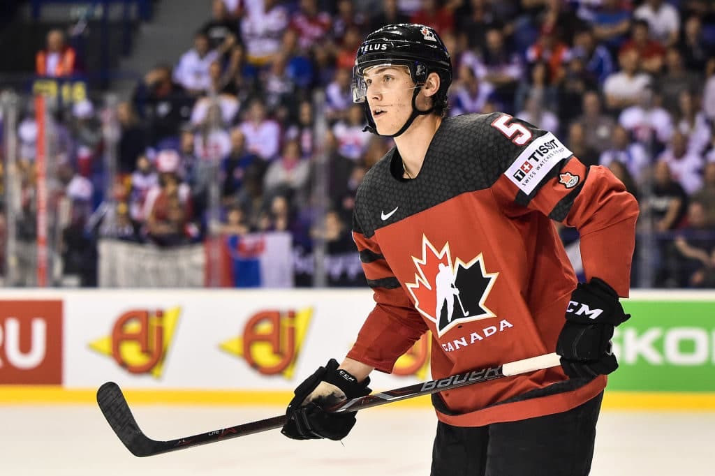 Philippe Myers - Team Canada