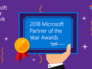 Microsoft 2018 Partner of the Year Award Winners