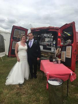 The Cornish Barista Weddings
