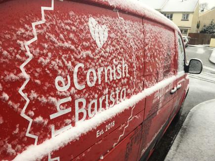 The Cornish Barista