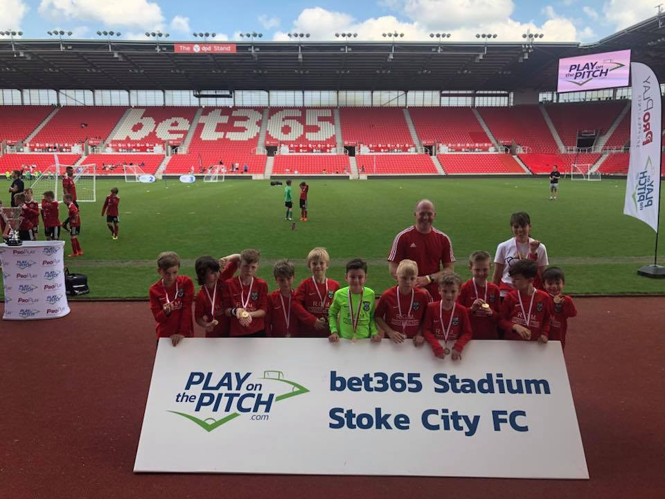 Stoke City Tournament