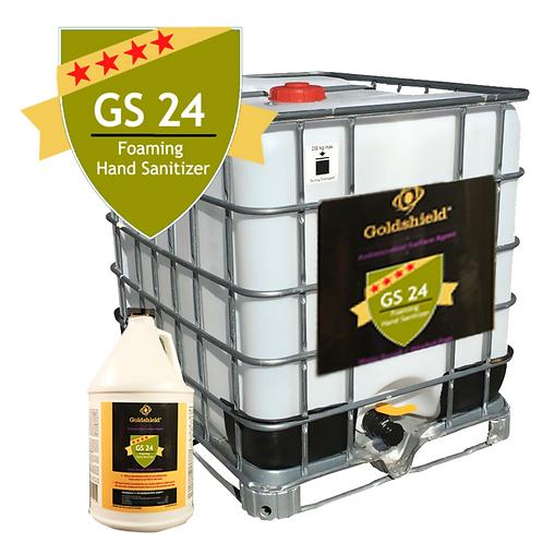 Goldshield GS 24 Hand Sanitizer 275 Gallon Tote