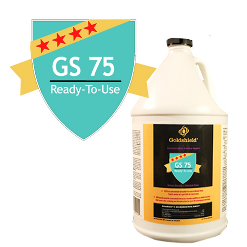 Goldshield GS 75 Surface Antimicrobial Ready to Use 1 Gallon Refill