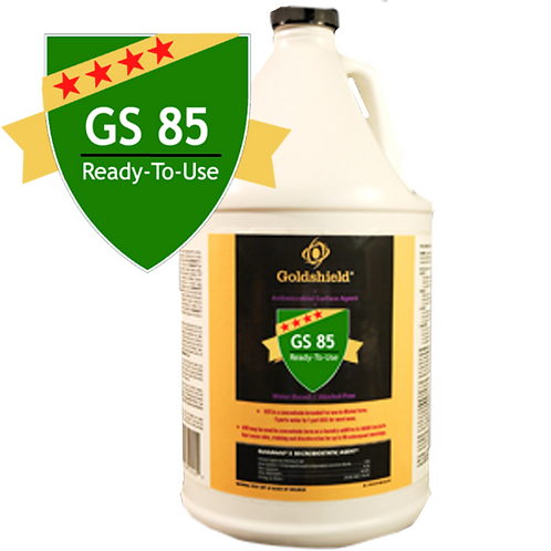 Goldshield GS 85 Surface Dirt/Grime Remover 1 Gallon Bottle Refill
