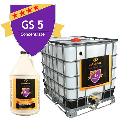 Goldshield GS 5 Antimicrobial Concentrate 275 Gallon Tote